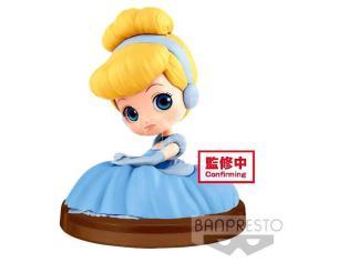 Disney Cinderella Q Posket Figura 4cm Banpresto