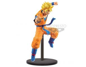 Dragon Ball Legends Collab Son Cohan Figura 20cm Banpresto