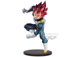 Dragon Ball Super Bood Of Saiyans Special Vii Super Saiyan God Vegeta Figura 20cm Banpresto
