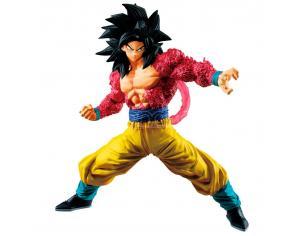 Dragon Ball Gt Full Scratch Super Saiyan 4 Son Goku Figura 18cm Banpresto
