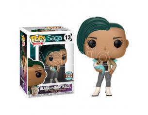 POP figure Saga Alana with Hazel Exclusive Funko