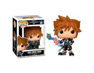 Pop Figura Disney Kingdom Hearts 3 Sora Drive Form Esclusiva Funko
