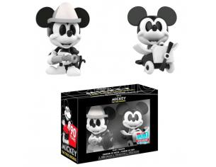 Mini Vinile Figures Disney Mickey Mouse Black & White Esclusiva Funko