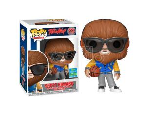 Teen Wolf Funko POP Film Vinile Figura Scott Howard 9 cm Esclusiva SDCC