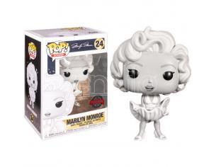 POP figure Marilyn Monroe Black and White Exclusive Funko