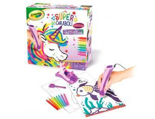 Crayola Unicorn Neon super crayon pen Crayola