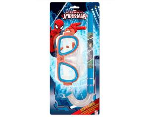 Marvel Spiderman mask and snorkel set Sambro