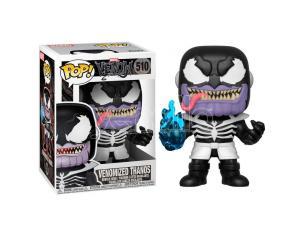 Pop Figura Marvel Venom Venomized Thanos Funko