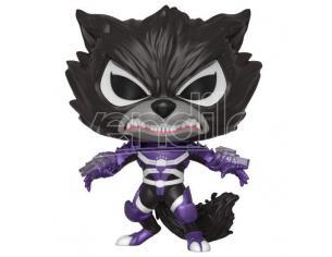 Pop Figura Marvel Venom Venomized Rocket Raccoon Funko
