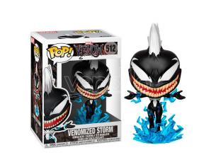 POP figure Marvel Venom Venomized Storm Funko