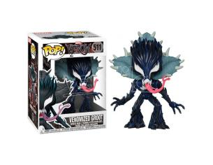 Pop Figura Marvel Venom Venomized Groot Funko