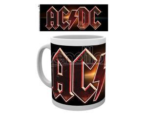 AC/DC logo mug Gb Eye