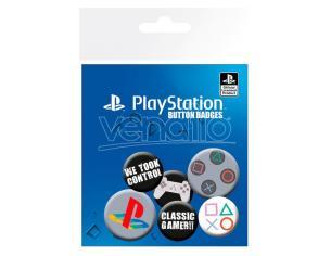 Playstation Classic badge pack Gb Eye