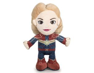 Marvel Captain Marvel Peluche 32cm Play By Play