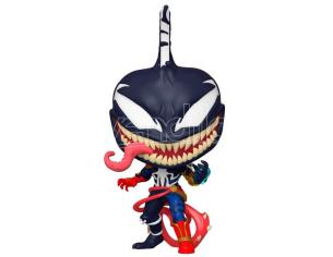 Pop Figura Marvel Max Venom Captain Marvel Funko