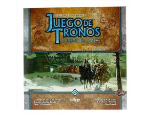 Game of Thrones spanish cards game Edge