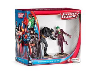 DC Comics Justice League Batman vs The Joker figures Schleich
