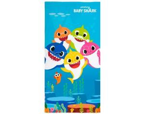 Baby Shark Microfibra Asciugamano Pinkfong