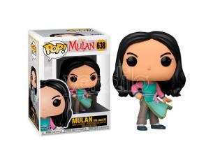 Pop Figura Disney Mulan Live Villager Mulan Funko