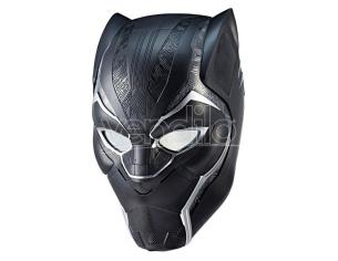 Black Panther Marvel Legends Maschera Elettronica di Black Panther con Luci