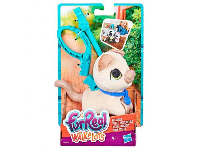 Furreal Walkalots Lil Wags Cat Hasbro