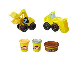 Play-doh Wheels Excavator E Loader Play-doh