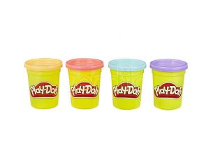 Play-Doh pack 4 pots Play-doh