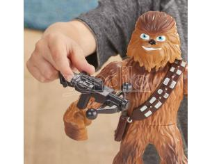 Star Wars Chewbacca Mega Mighties Action Figura 25cm Hasbro