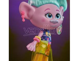 Trolls World Tour Glam Satin doll Hasbro
