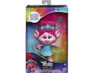 Trolls World Tour Poppy singing doll Hasbro