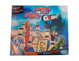 Cluedo Indovina Chi? Spagnolo Gioco di Società Hasbro