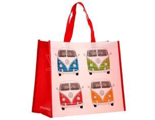 Volkswagen Campervan VW T1 shopping bag
