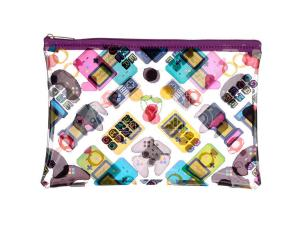 Game Over toiletry bag