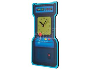 Game Over Arcade Game wall clock