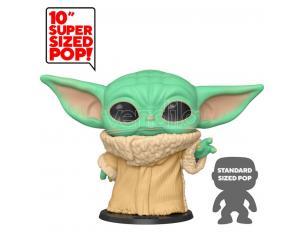 Funko Star Wars Mandalorian POP Film Vinile Figura Yoda The Child 25cm