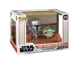 POP figure Star Wars Mandalorian - The Child and Mandalorian Funko
