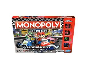 Mario Kart Monopoly Gamer Spagnolo Game Hasbro
