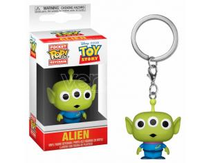 Pocket Pop Portachiavi Disney Pixar Toy Story Alien Funko