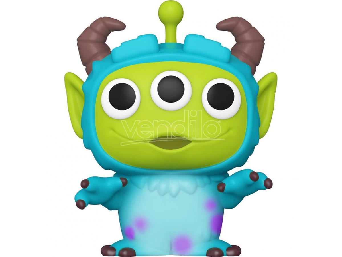 Pop Figura Disney Pixar Alien Remix Sulley Funko