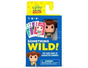 Something Wild Card Game Disney Toy Story German / Spanish / Italian Funko