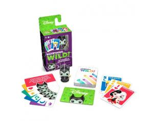 Something Wild Card Game Disney Villanas German / Spanish / Italian Funko