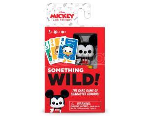 Something Wild Card Game Disney Mickey and Friends German / Spanish / Italian Funko