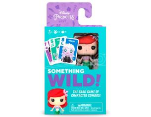 Something Wild Card Game Disney La Sirenetta German / Spagnolo / Italian Funko