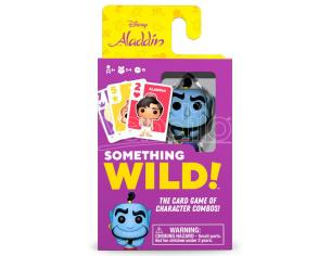 Something Wild Card Game Disney Aladdin German / Spagnolo / Italian Funko