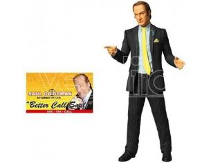Breaking Bad Statua Saul Goodman Figura 15 cm Mezco Toys