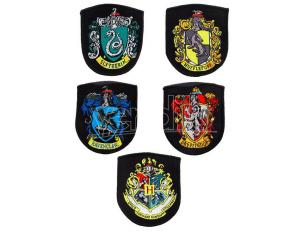 Harry Potter Hogwarts set 5 patches Cinereplicas