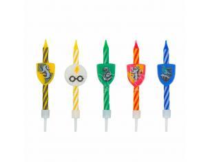 Harry Potter Hogwarts pack 10 candles Cinereplicas