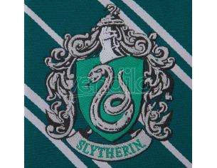 Harry Potter Slytherin woven logo kids necktie Cinereplicas