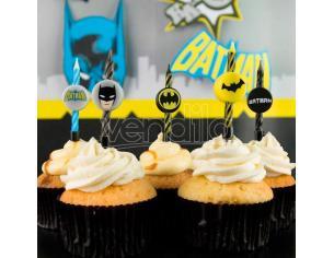 DC Comics Batman pack 10 candies Cinereplicas
