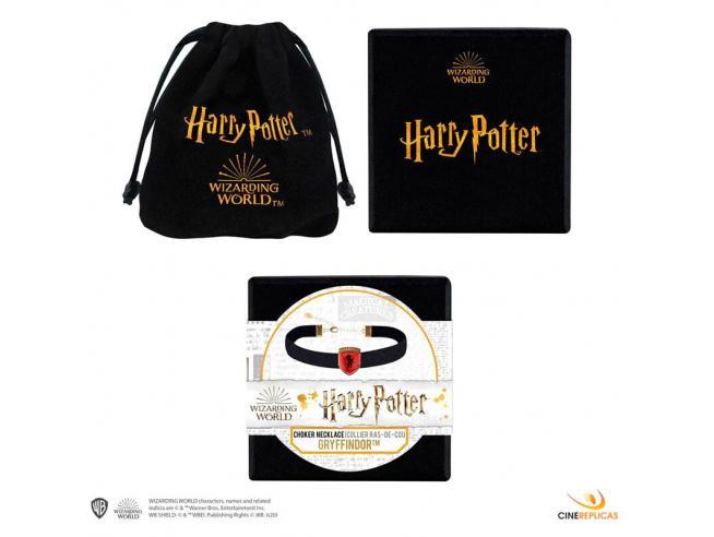 Harry Potter Grifondoro Choker Collana Cinereplicas
